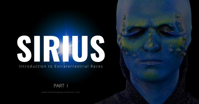 Sirius Extraterrestrials