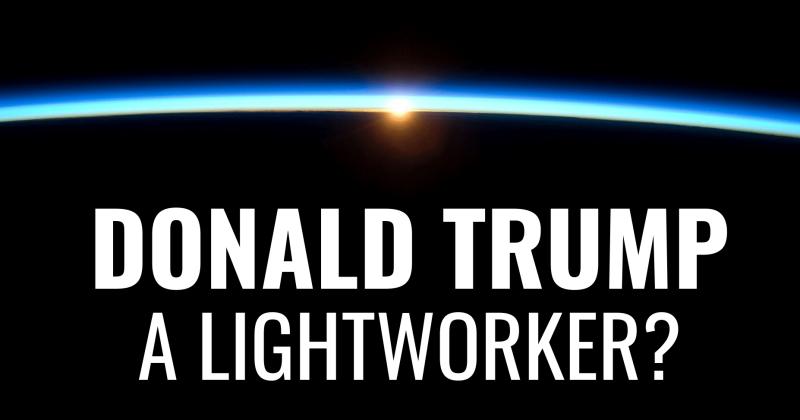 Donald Trump lightworker