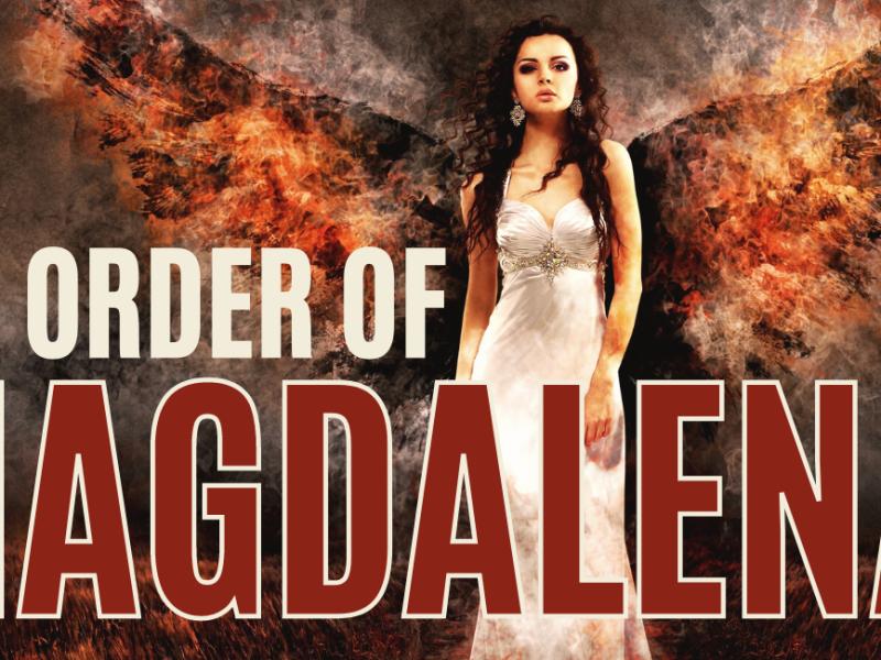 order of magdalena - angel