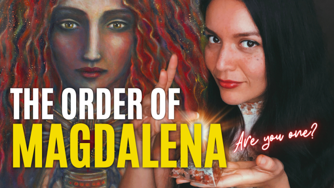 order of magdalena - the metaphysical chick