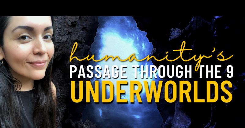 the 9 underworlds