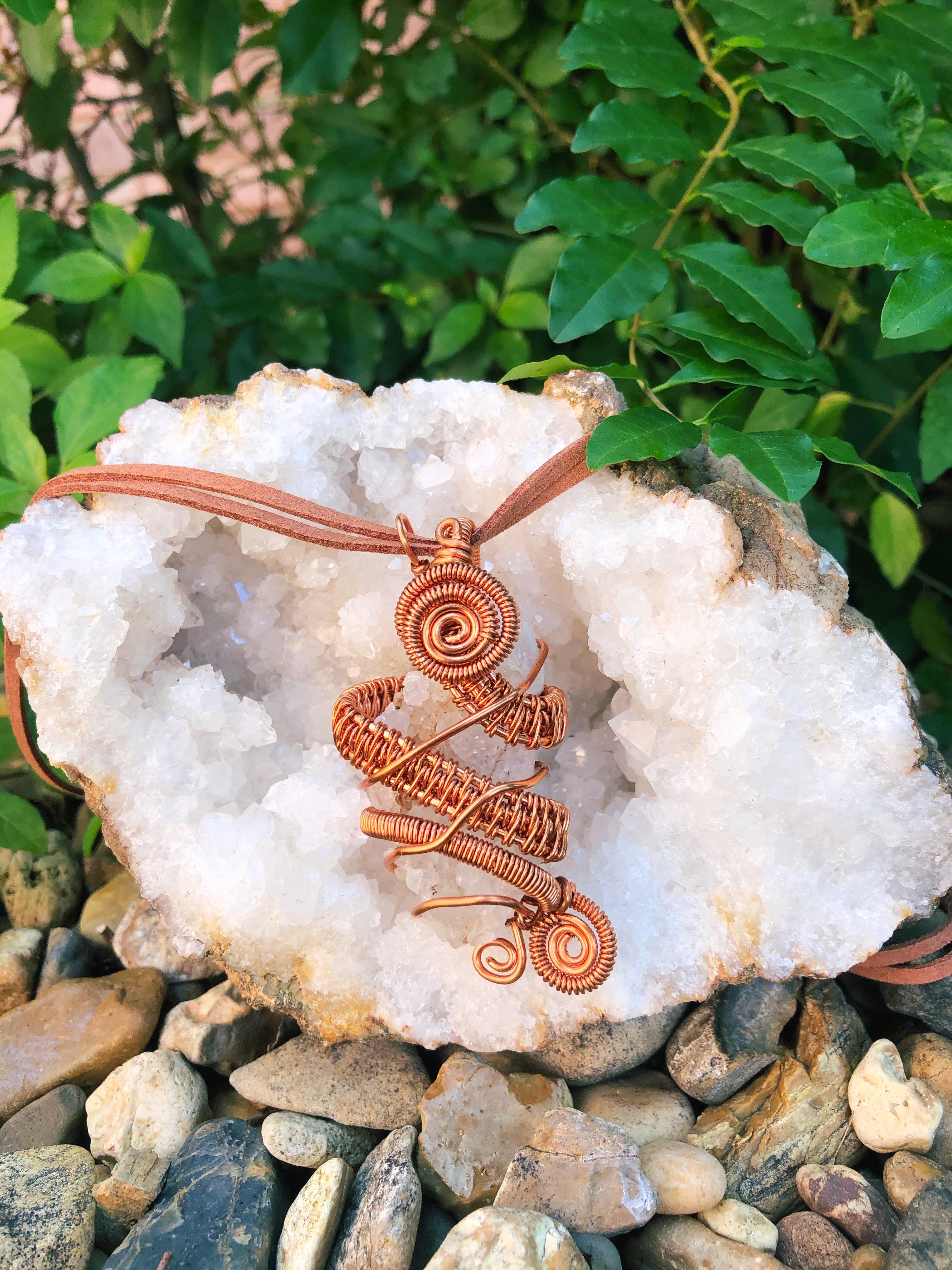 Anandalite Aurora Quartz Necklace